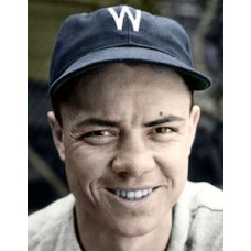 "Tony Giuliani - 1939 Washington Senators 4""x6"" colorized print"