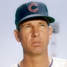"Bill Henry - 1959 Chicago Cubs - 8.5""x11"" full color print"