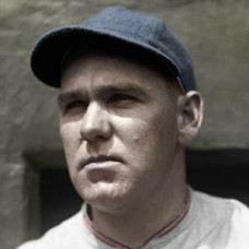 "Chick Tolson - 1927 Chicago Cubs - 4""x6"" colorized print"
