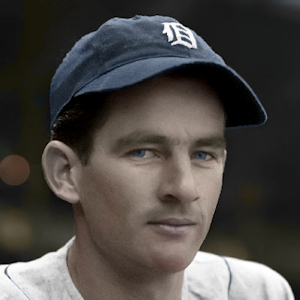"Don Ross - 1938 Detroit Tigers - 4""x6"" colorized print"
