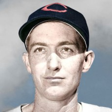 "Jerry Fahr - 1951 Cleveland Indians - 4""x6"" colorized print"