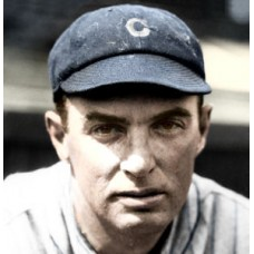 "Ken Holloway - 1930 Cleveland Indians - 4""x6"" colorized print"