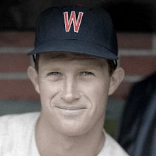 "Marty Keough - 1961 Washington Senators - 4""x6"" colorized print"