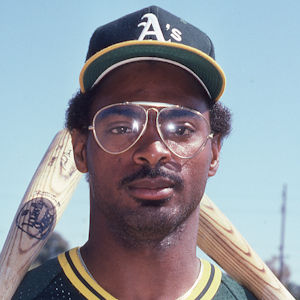 "Mike Davis - 1985 Oakland Athletics - 8.5""x11"" full color print"