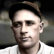 "Tony Rego - 1925 St. Louis Browns - 4""x6"" colorized print"