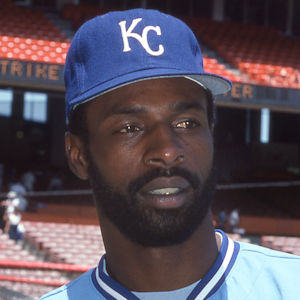 "Willie Wilson - 1985 Kansas City Royals - 8.5""x11"" full color print"