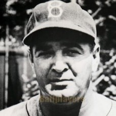 "Bobo Newsom - 1942 Brooklyn Dodgers  7""x9"" wirephoto"