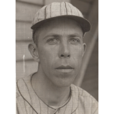 "Bud Messenger - 1930 St. Louis Cardinals - 5""x7"" wirephoto"