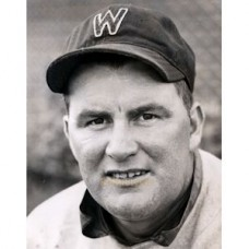 "Shanty Hogan - 1937 Washington Senators 5x7"" wirephoto"